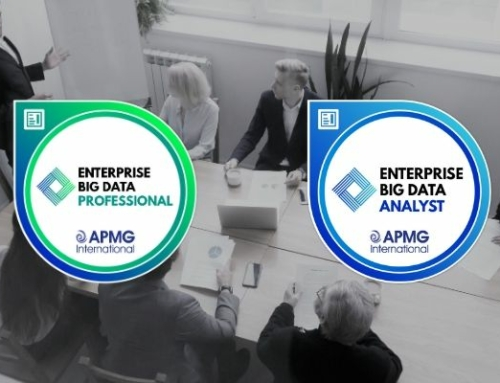 Share Your Success with a Digital Enterprise Big Data Badge