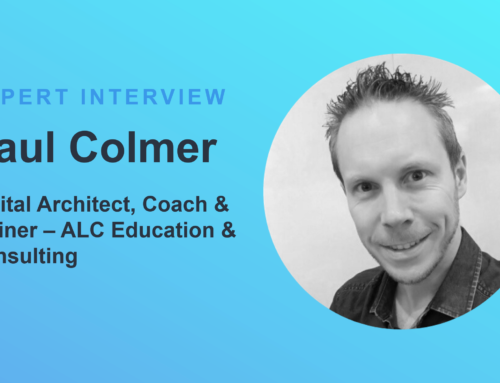 Expert Interview with Paul Colmer