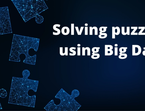 Solving puzzles using Big Data