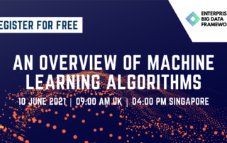 Overview of Machine Learning Algorithms